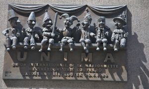 Puppets in Praha by danythemummy