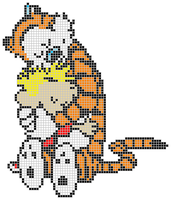 Calvin and Hobbes by M0uthyMerc