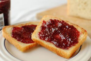 English Muffin Toast by Ellie-Photographie