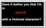 Fictional Character Love stamp by poodletips10