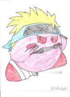 NARUTO KIRBY by SSGotenks650