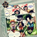 .: Ace Luffy Sabo :. by NakaAmi8393