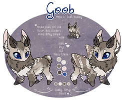 Goob Reference by JadeRiot