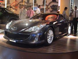 peugeot concept 907 by BenjiPrice