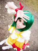 Macross Frontier : Ranka Lee Cosplay by LalaxLajui
