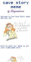 CAVE STORY MEME by Ryusan