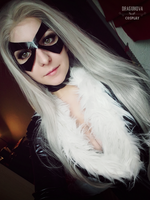 Black Cat Cosplay by Dragunova-Cosplay