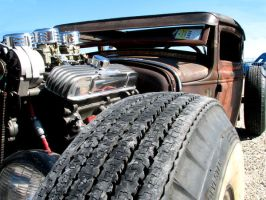 Rat Rod Action by Boz-Mon