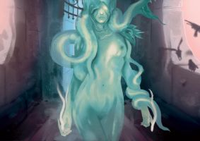 Ghost by LorenzoMastroianni