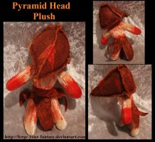 Mini Pyramid Head Plush - Auction - Silent Hill by Forge-Your-Fantasy