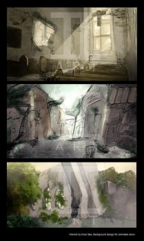 Backgrounds by Ilona-the-Sinister