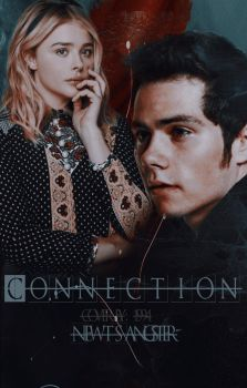 Connection/ Wattpad Book cover by Designer1994