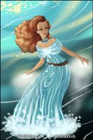 MARIS QUEEN OF THE SEA by DawnMare666