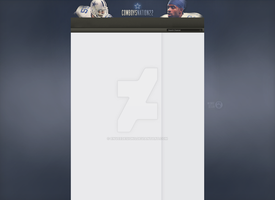 CowboysNation22 - YouTube Layout by enveedesigns