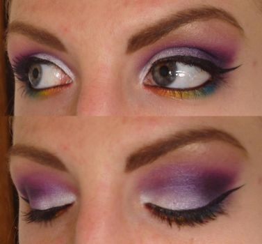 Request Look: Prom Look by EleeceFace