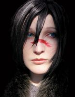 Hawke. Makeup test by ilona-lab