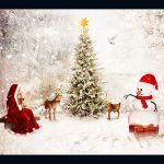Merry Christmas. by CharllieeArts