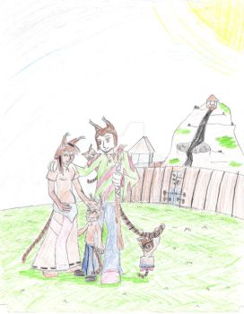 Nathan's Future Family by IngoLingo