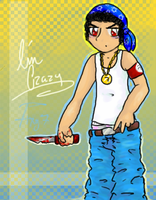 im crazy like that by fixy7