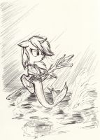 Sea pony by McStalins