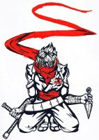 The S is for Strider by ImBillPardy
