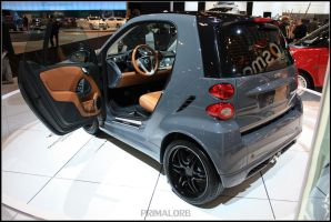 Brabus Smart Fortwo by PrimalOrB