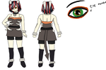 Houndoom Gijinka Cosplay Idea by OverlordPotato
