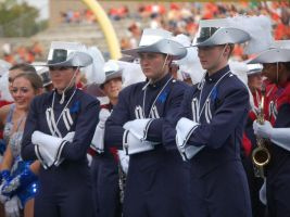 Drum Majors by AlyG13