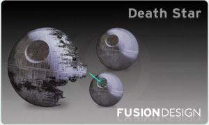 Death Star Icons by FusionIce