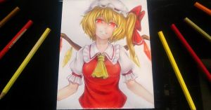 Flandre Scarlet From Touhou by seiji0