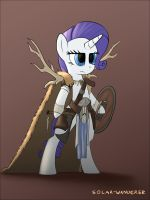 Barbarian Rarity by Solar-Wanderer