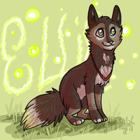 AT: Ellie by GingerFlight