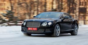 Bentley Continental GT #3 by Bambr