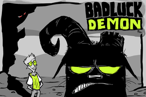 Badluck Demon Title by mct421