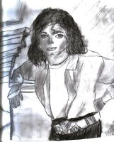 1 Year- Michael Jackson by FlyAway-Falon