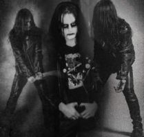 Euronymous by ElinaR