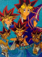 New YGO-Fanart by Hikari-Angel-Yugi
