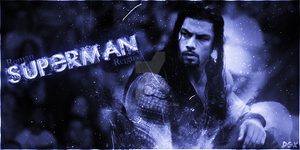 Roman Reigns - Sign by ByDGX