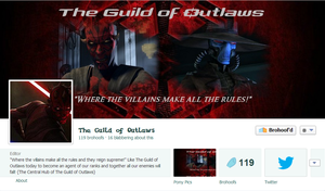 Huge accomplishment for The Guild of Outlaws by JessicaBane501