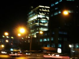 City lights part 2 by MauriceMinor