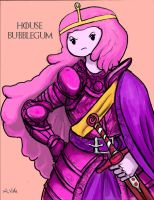 Princess Bubblegum - House Bubblegum by TheLivingShadow