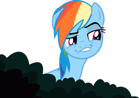 Mine Has a Bush by PsychoanalyticBrony