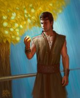Nephi magazine illustration by oneKATIE