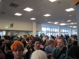 SupaNova : Gold Coast : The 'line' by Dragon-Thane