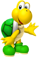Koopa Troopa by YoshiGo99