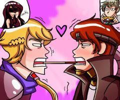 NOT THE BROMANCE YOU EXPECTED by TheChinesePalmTree