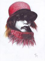 red hat by Coniak