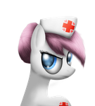 NPLH Nurse Redheart by LupiArts
