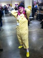 SDR2 Souda Cosplay AB '13 by XPockyDemonX
