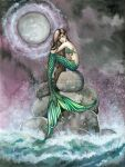 Emerald Mermaid by mollyh